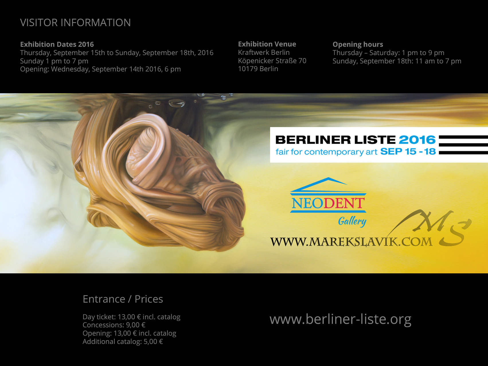 invitation-Berliner Liste 2016, Marek Slavík